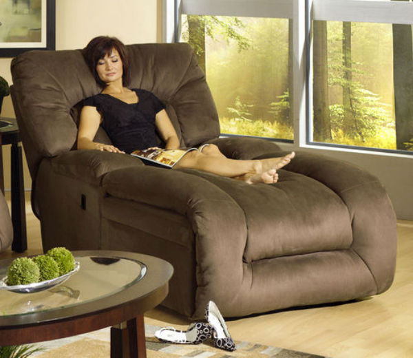 Best oversized recliners