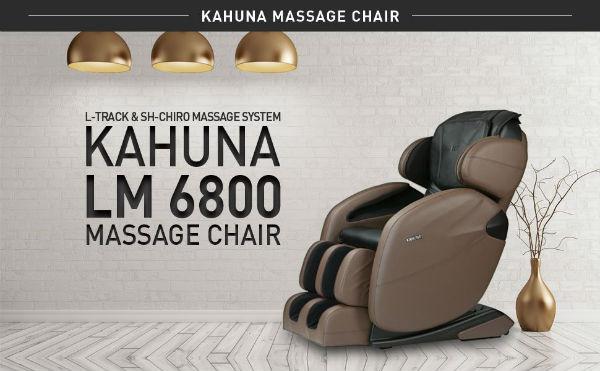 Kahuna LM6800 Massage Recliner Chair
